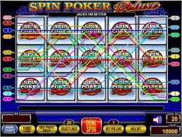 Spin Video Poker Deluxe